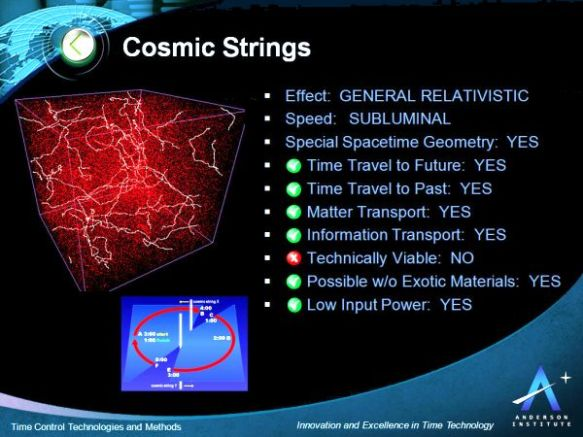 Cosmic Strings -3