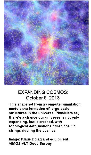 Cosmos Craking