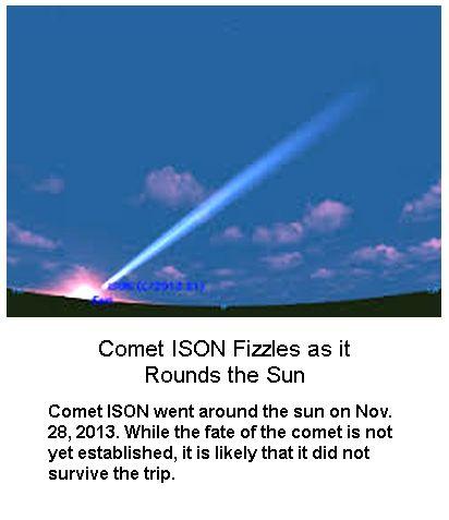 Comet Ison -1