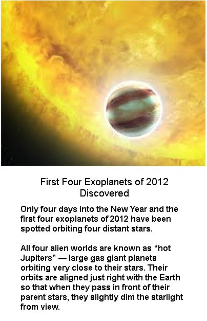 Exoplanets 2012