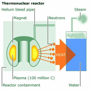 Fig 1 Fusion Reactor