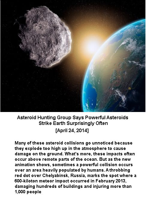 Asteroid hunting -2
