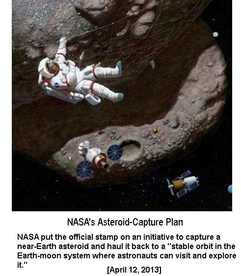 Asteroid Capture Program