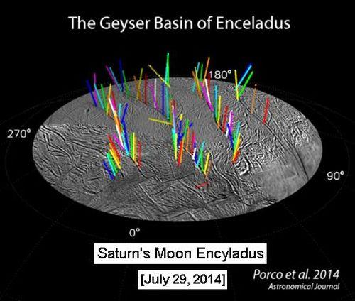 Encyladus geysers -2