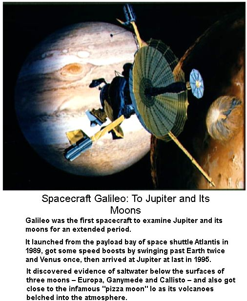 Galileo Spacecraft