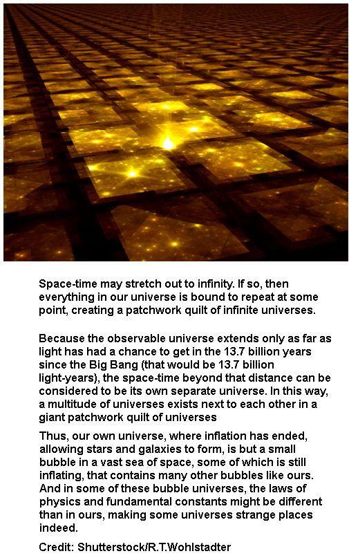 Patch Universe