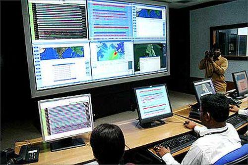Tsunami Monitoring centre