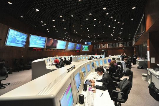 ESA Control Room -2