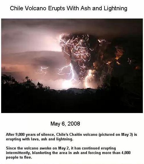 Chile volcano -1