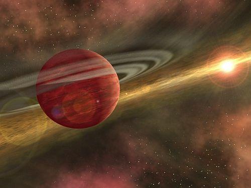Exoplanet Ring -1
