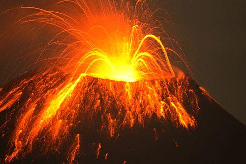Volcano Vent -1