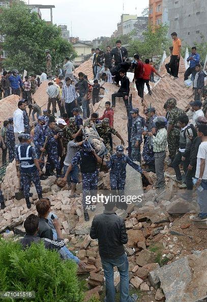 Nepal Earthquake -2