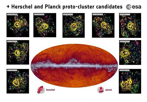 Proto clusters