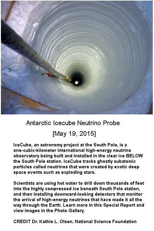 Icecube Neutrino Project