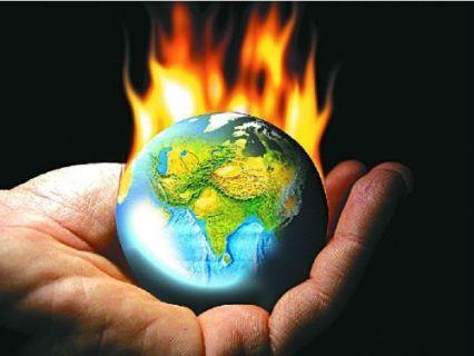 Is World Burning