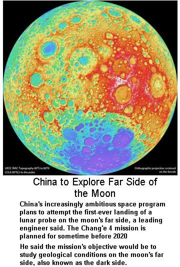 Far side of Moon