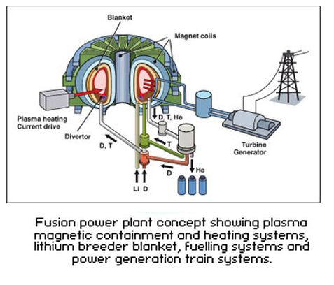 Fusion Power Plant -1