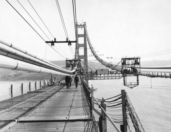 Building the bridge -12