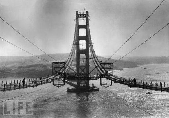 Building the bridge -4