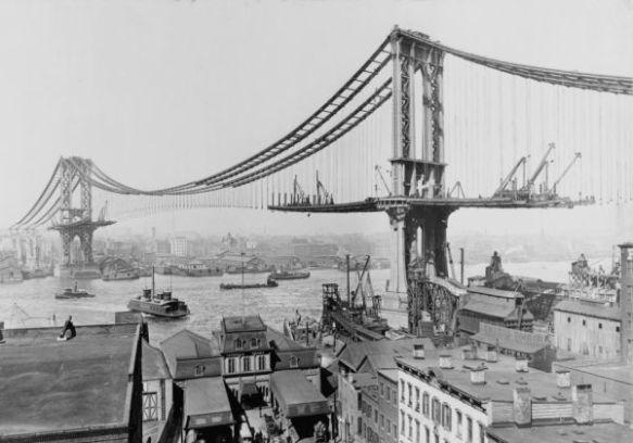 Building the bridge -5
