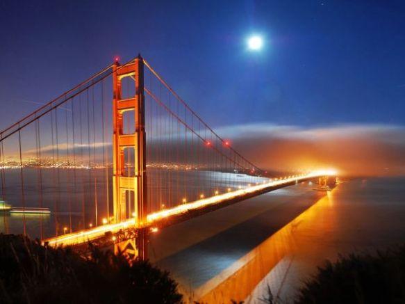 Golden gate bridge -10