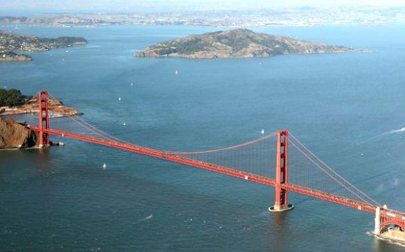 Golden gate bridge -13