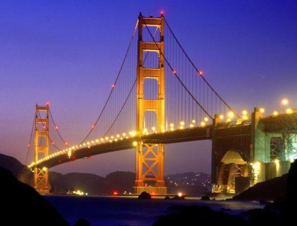 Golden gate bridge -17