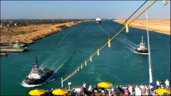 Suez canal -6