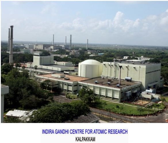 Indira Gandhi Centre for Atomic Research -3