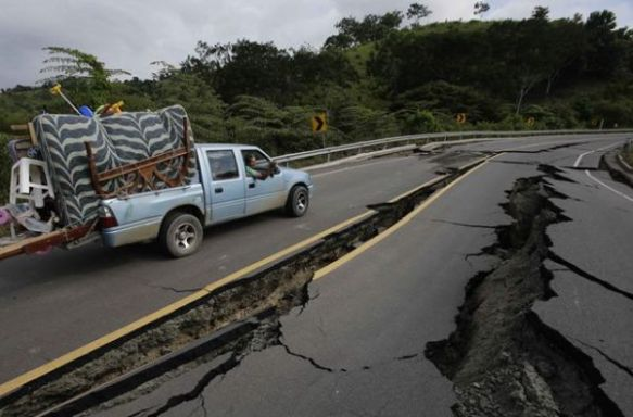 Equador Earthquakes -6