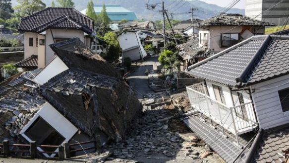 Japan Earthquake -4