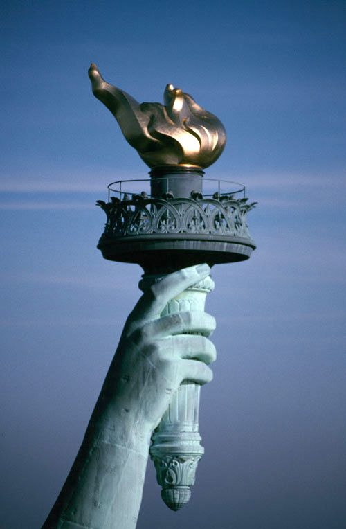 Statue of Liberty -10