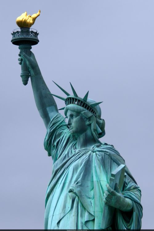 Statue of Liberty -1A