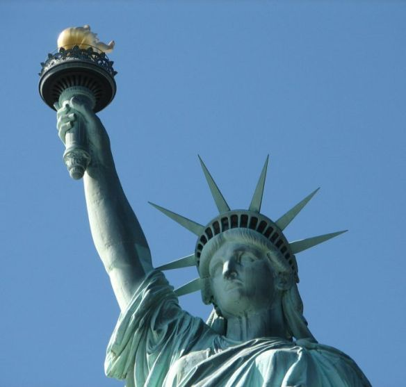 Statue of Liberty -4