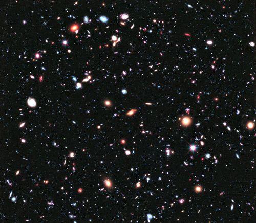 Big universe -1