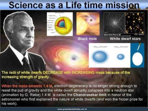 Chandrasekher Limit -1