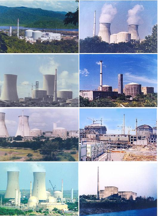 Indian Nuclear Power Stations