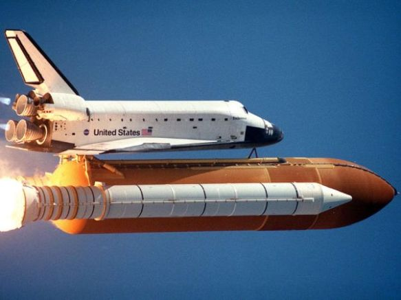 Space Shuttle -2