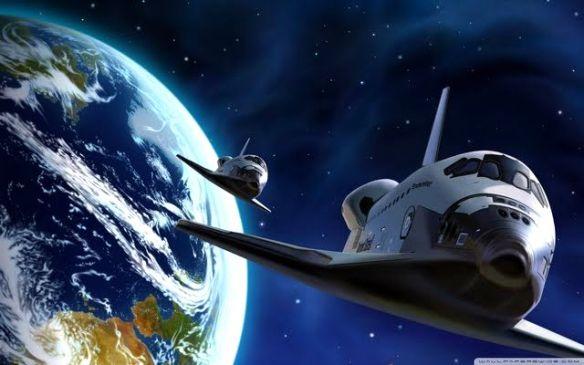 Space Shuttle -8