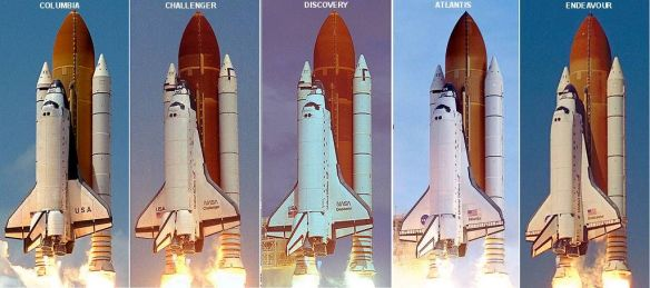 Space Shuttles -7