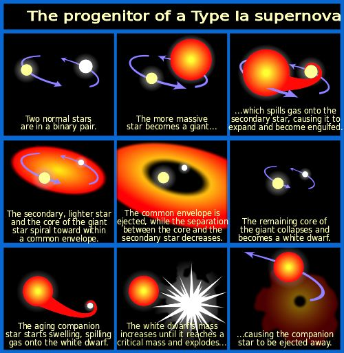 Supernova cycle