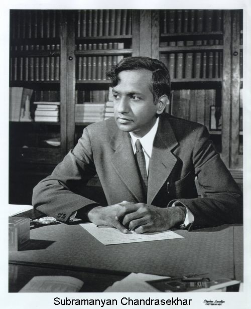 Young Chanrasekhar