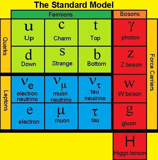 Standard Model -1