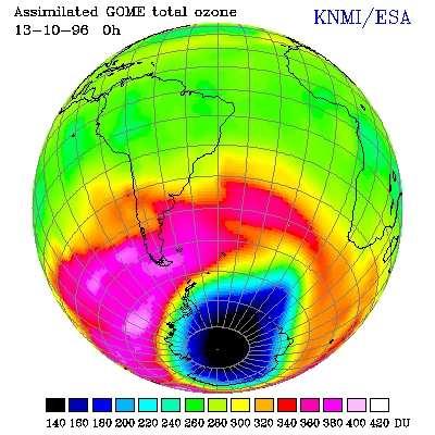 Total Ozone 1